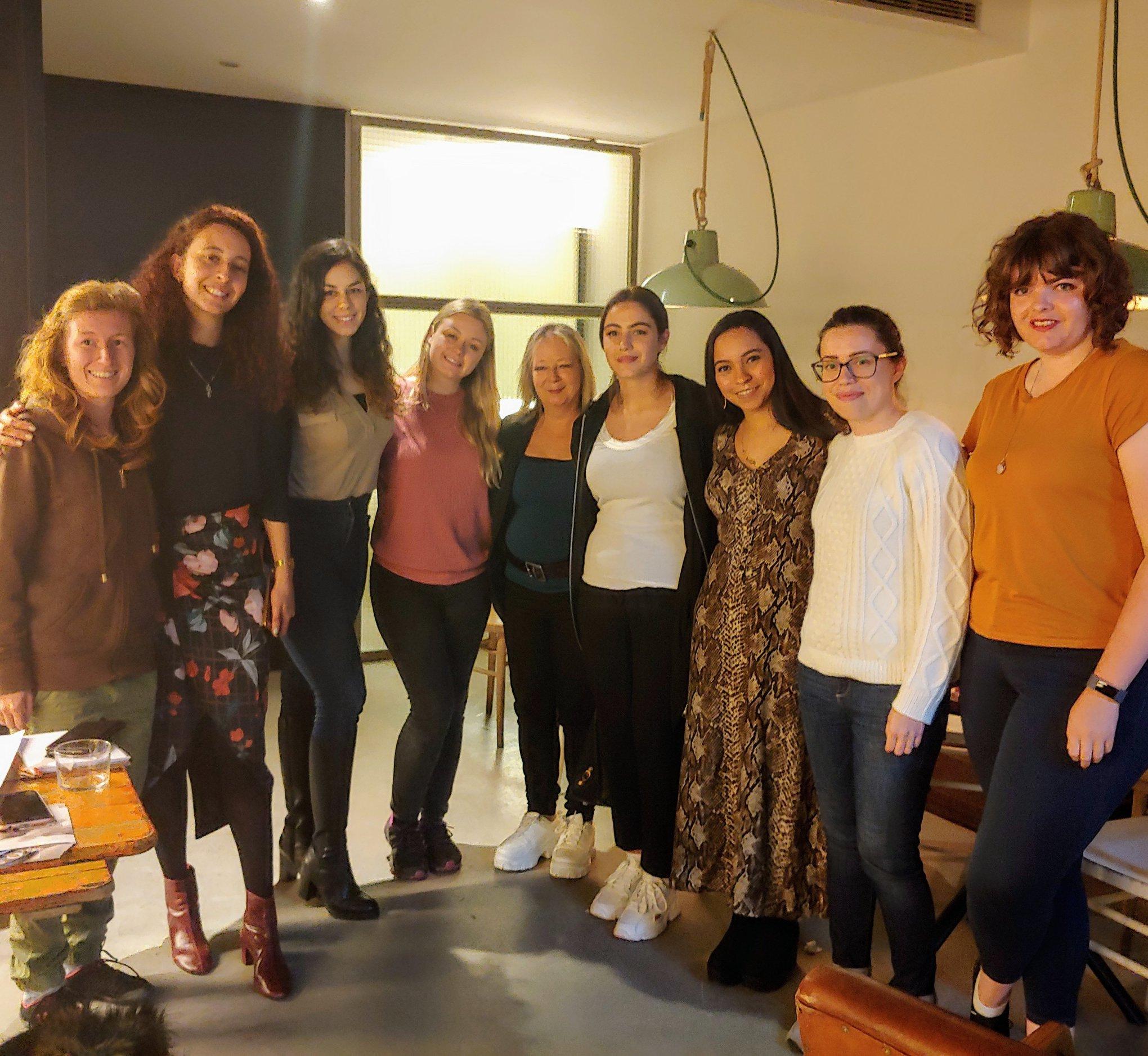 women create community